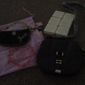 Bundle 2 purses 6 soap
